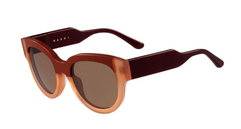 Gafas de sol Marni ME600S Melocotón