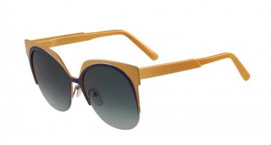 Gafas de sol Marni ME101S Mostaza/azul